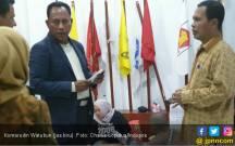 Kunjungi KPU Mimika, Komarudin Watubun Sampaikan Pesan Penting - JPNN.COM