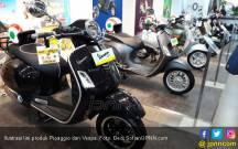 Piaggio - Vespa Masih Malu-Malu Buka Calon Motor Barunya pada Tahun Ini - JPNN.COM