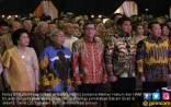 Cerita Menteri Yasonna di Ultah Emas Pernikahan Pak Sabam - JPNN.COM