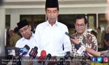 Ada Riak - Riak Kecil, Jokowi Ingatkan TNI - Polri Jaga Keamanan Usai Pilpres