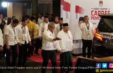 Untuk Ketiga Kali Selama Kampanye, Ma'ruf Amin Kembali ke Pulau Madura - JPNN.com