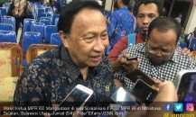 Wakil Ketua MPR Mangindaan: Beda Pilihan Wajar, Tak Perlu Dipertentangkan