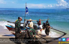 TNI AL Kembali Sita 1.441 Alat Tangkap Baby Lobster di Bengkulu - JPNN.com
