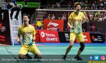 Ganda Campuran Thailand Ukir Rekor Hebat di Singapore Open 2019