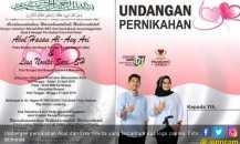 Pendukung Jokowi Bakal Menikah dengan Fan Prabowo, Undangannya jadi Viral