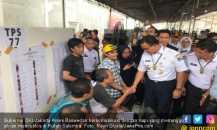 Anies Baswedan ke Rutan Salemba, Napi: Hidup Prabowo