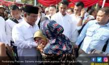 Prabowo Subianto Sudah Siapkan Pidato Politik, Jokowi?
