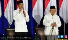 Real Count KPU: Jokowi - Ma'ruf Unggul Atas Prabowo - Sandi