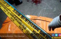 Ditikam Dua Orang Tak Dikenal, Pedagang Ikan Tewas Bersimbah Darah - JPNN.com