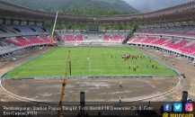 Stadion Papua Bangkit Nyaris Rampung, Papua Siap Gelar PON 2020