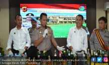 Polres Cirebon Amankan Ribuan Botol Miras