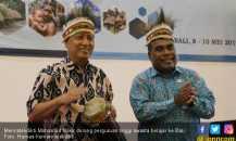 Nasir Minta PTS di Papua Kembangkan Raja Ampat, Belajar ke Bali
