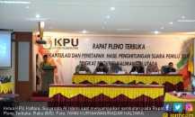 Hasil Pleno KPU Kaltara, Jokowi - Ma'ruf Unggul di Lima Kabupaten/Kota