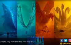 Sekuel Godzilla Segera Tayang - JPNN.com