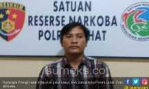 Bripda Frengki Ditangkap Rekannya Lantaran Bikin Malu Korps Bhayangkara
