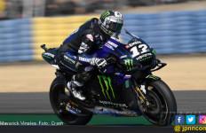 Maverick Vinales Menangi Balapan Sengit MotoGP Belanda, Marquez Kedua - JPNN.com