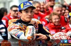 Marc Marquez Buru Perfect Ten di MotoGP Jerman - JPNN.com