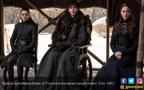 Game of Thrones Pecahkan Rekor Nominasi Emmy - JPNN.com