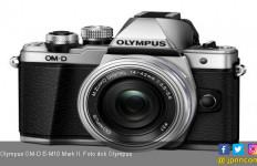 Sambut Mudik Lebaran, Harga Olympus OM-D E-M10 Mark II Hanya Rp8 Juta - JPNN.com