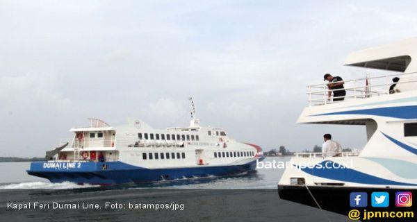 Pemesanan Tiket Kapal Feri Batam Dumai Sudah Dibuka Tarifnya Sebegini Jpnn Com