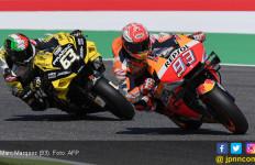 Dramatis! Marc Marquez Raih Start Paling Depan di MotoGP Italia, Rossi Ke-18 - JPNN.com
