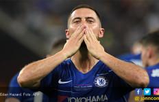 Eden Hazard Unggah Pesan Perpisahan yang Mengharukan Untuk Fan Chelsea - JPNN.com