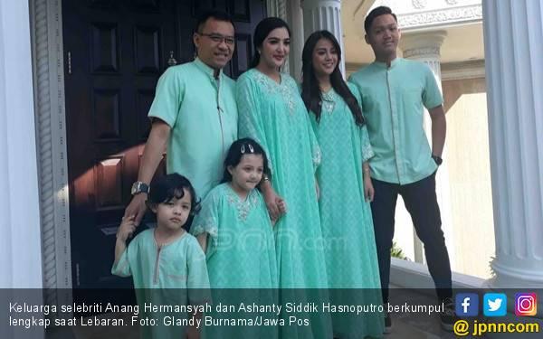 Ashanty dan Anang Bawa Keluarga Liburan 12 Hari di Kanada - JPNN.com