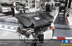Rahasia Mesin 4-Silinder Turbo Paling Ganas di Dunia Milik Mercedes AMG - JPNN.com