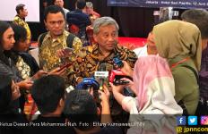 Jabat Ketua Dewan Pers, Nuh Minta Media Jadi Pendingin Ketika Suasana Panas - JPNN.com