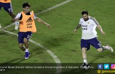 Copa America 2019 Argentina Vs Kolombia, Messi: Kami Bukan Kandidat Juara - JPNN.com