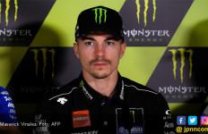 Maverick Vinales Kena Penalti Turun 3 Posisi di Garis Start MotoGP Catalunya - JPNN.com
