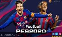 PES 2020 Masih Pajang Lionel Messi Sebagai Ikon
