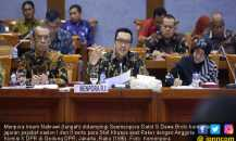 Raker Bersama Komisi X DPR RI, Menpora Sampaikan Daya Serap APBN 2018 dan 2019