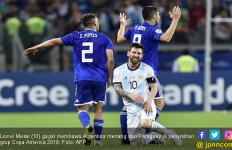 Nyaris Kalah dari Paraguay, Argentina Juru Kunci Klasemen Sementara Grup B Copa America 2019 - JPNN.com