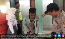 Masih Pakai Seragam, Siswi Berduaan dengan Pacar di Toilet Masjid