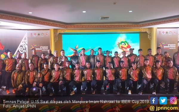 Timnas Pelajar U-15 Punya Mimpi Tinggi Tampil di IBER Cup - JPNN.com