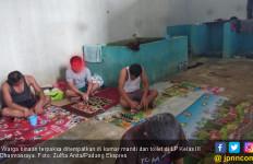 Penjara Sesak, Warga Binaan Ditempatkan di Kamar Mandi dan Toilet - JPNN.com