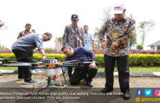 Laksanakan Amanat Presiden Jokowi, Efisiensi Belanja Meskin Pertanian Rp1,2 Triliun - JPNN.com