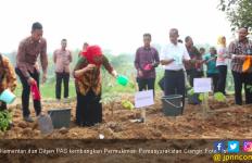 Warga Binaan Belajar Bercocok Tanam dan Bersosialisasi Lewat Open Camp Ciangir - JPNN.com