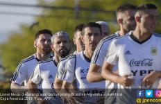 Lionel Messi Belum Pernah Cetak Gol ke Gawang Brasil dalam Laga Resmi - JPNN.com