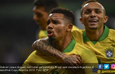 Lolos ke Final Copa America 2019, Brasil Bikin Puasa Gelar Argentina Selama 26 Tahun Berlanjut - JPNN.com