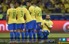 Copa America 2019: Dani Alves Sebut Brasil Bermain Lebih Efektif daripada Argentina - JPNN.com