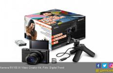 Sony Punya Kamera Khusus untuk Kreator YouTube, Cek Harganya - JPNN.com