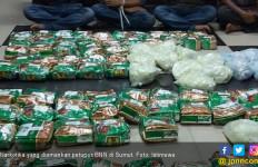 Kejar-kejaran dengan Tersangka Narkoba, BNN Tembak Avanza, Satu Orang Tewas - JPNN.com