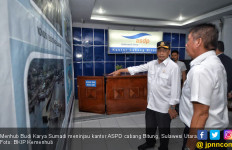 Menhub Tinjau Pelabuhan Bitung - JPNN.com
