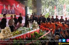 Diwarnai Aksi Kejar-kejaran, Polisi Gagalkan Penyeludupan 50 Kg Sabu-Sabu - JPNN.com