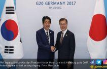 Dosa Masa Lalu Rusak Hubungan Jepang - Korsel - JPNN.com