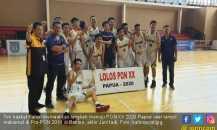 Raih Runner Up di Fase Grup, Tim Basket Kalsel Lolos ke PON Papua
