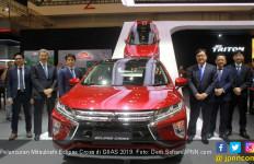 3 Model Baru dan Edisi Spesial Mitsubishi Menggoda Lantai GIIAS 2019 - JPNN.com