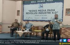 Saran Mohammad Nuh Kepada Media Untuk Menjawab Tantangan Revolusi Industri 4.0 - JPNN.com